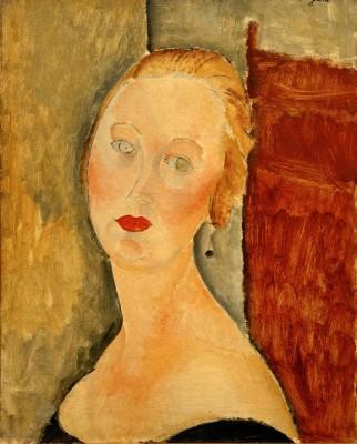 Madame Survage - Amedeo Modigliani