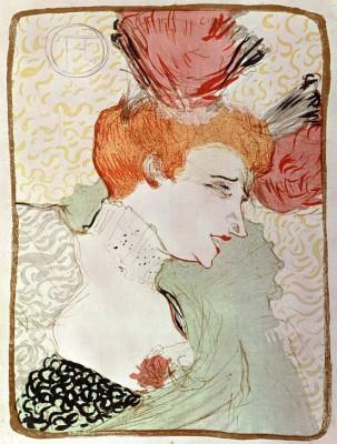 Mademoiselle Marcelle Lender - Henri de Toulouse-Lautrec