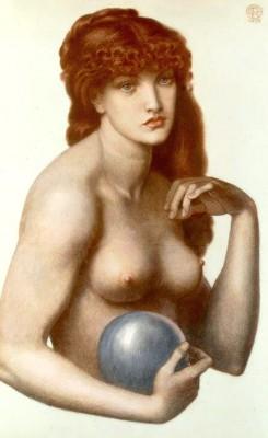 Madonna Pietra - Dante Gabriel Rossetti