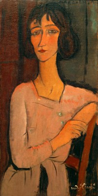 Marguerite - Amedeo Modigliani