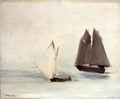 Marine (2) - Édouard Manet