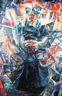 Matter - Umberto Boccioni