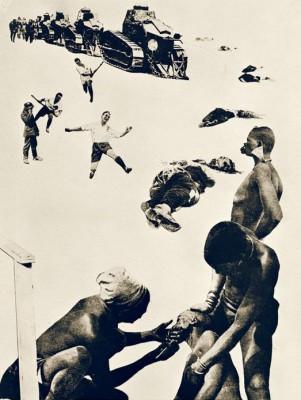 Militarism - László Moholy-Nagy