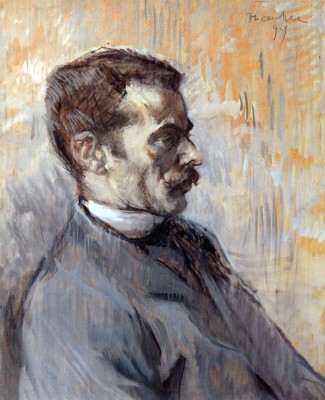 Mon gardien - Henri de Toulouse-Lautrec