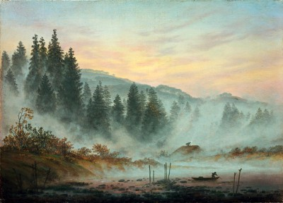 Morning - Caspar David Friedrich