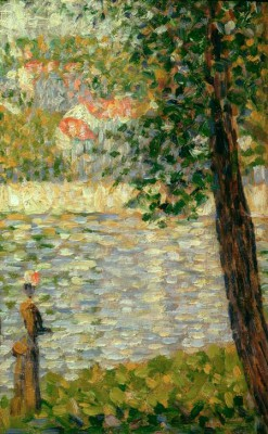 Morning Stroll - Georges-Pierre Seurat