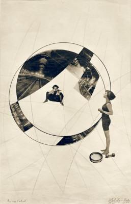 Murder on the rails - László Moholy-Nagy