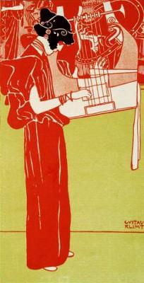 MUSIC - Gustav Klimt