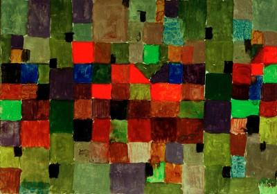 Nördlicher Ort - Paul Klee