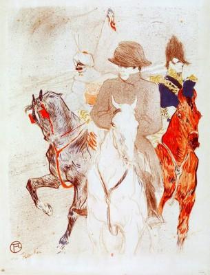 Napoleon - Henri de Toulouse-Lautrec