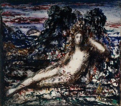 Narcissus - Gustave Moreau