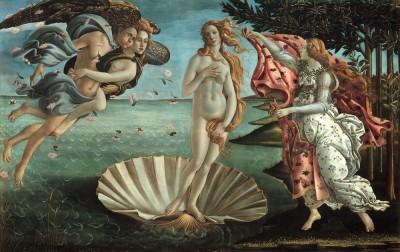 Narodziny Wenus - Sandro Botticelli