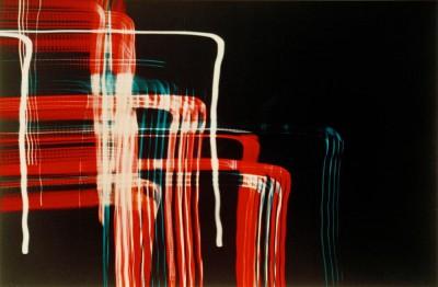 Neon signs, Chicago - László Moholy-Nagy