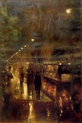 Nightly Berlin - Lesser Ury