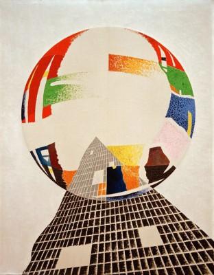 Nuclear I, CH - László Moholy-Nagy