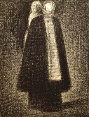 Nurse - Georges-Pierre Seurat