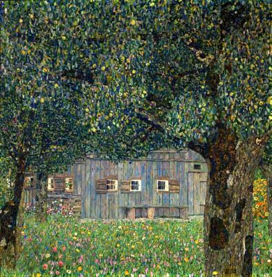 OBEROESTERREICHISCHES BAUERNHAUS - Gustav Klimt