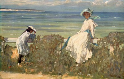 On the Coast - John Lavery