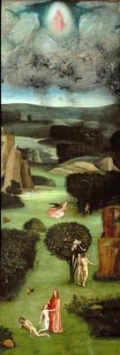 PARADISE - Hieronim Bosch