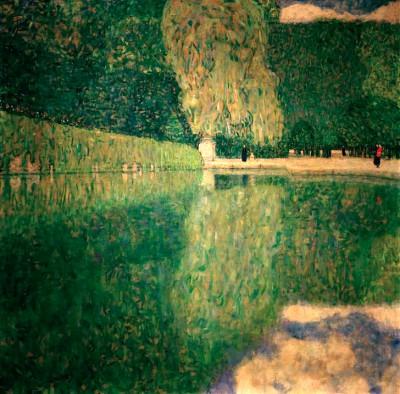 PARK SCHÖNBRUNN - Gustav Klimt