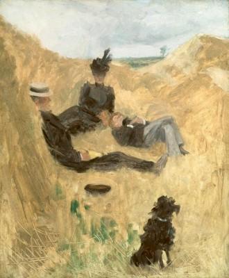 Partie de campagne - Henri de Toulouse-Lautrec