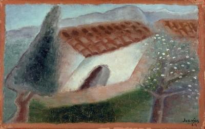 Paysage du Midi - Juan Gris