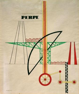 Perpe - Collage - László Moholy-Nagy