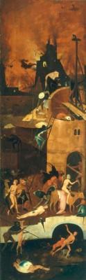 Piekło - Hieronim Bosch
