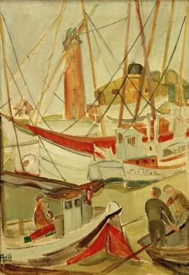 Pilot ships (Cuxhaven) - Alma del Banco