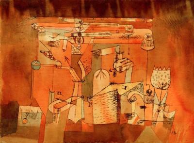 Plan of Machinery - Paul Klee