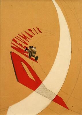 Pneumatic - László Moholy-Nagy