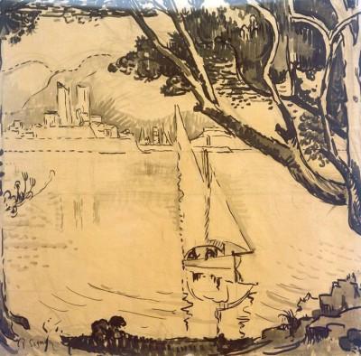 Pointe de Bacon - Paul Signac