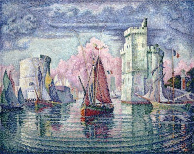 Port of La Rochelle - Paul Signac