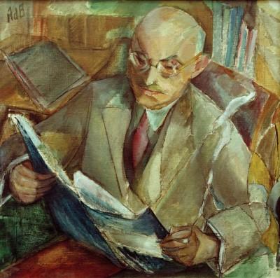 Portrait Dr. Ludwig Wendemuth - Alma del Banco