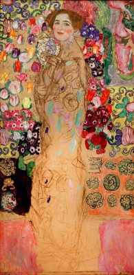 PORTRAIT OF A LADY - Gustav Klimt