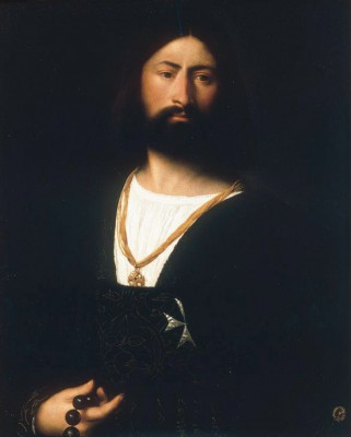 Portrait of a Maltese man - Tycjan