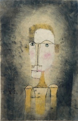 Portrait of a Yellow Man - Paul Klee
