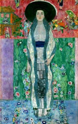 PORTRAIT OF ADELE BLOCH-BAUER II - Gustav Klimt