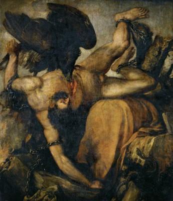 Prometheus - Tycjan