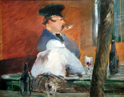 Pub Bar - Édouard Manet