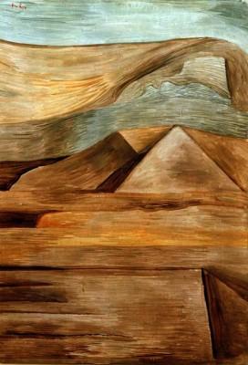 Pyramids - Paul Klee