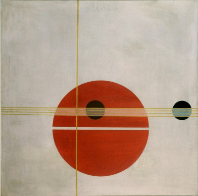 Q 1 Suprematistic - László Moholy-Nagy