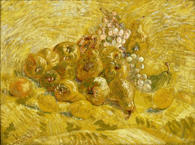 Quinces, lemons, pears and grapes - Vincent van Gogh