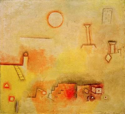 Reconstruction - Paul Klee