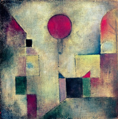 Red Baloon - Paul Klee