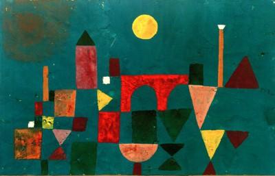Red Bridge - Paul Klee