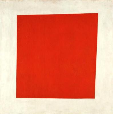 Red Square - Kazimierz Malewicz