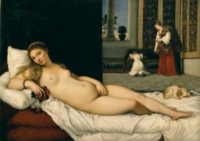Resting Venus - Tycjan
