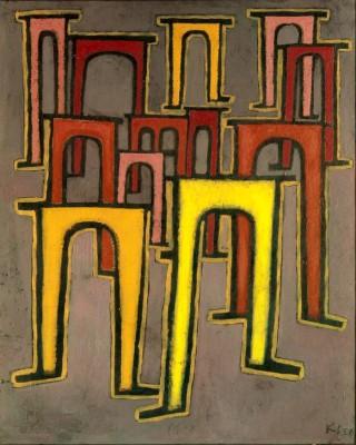 Revolution des Viadukts - Paul Klee