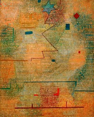 Rising Star - Paul Klee